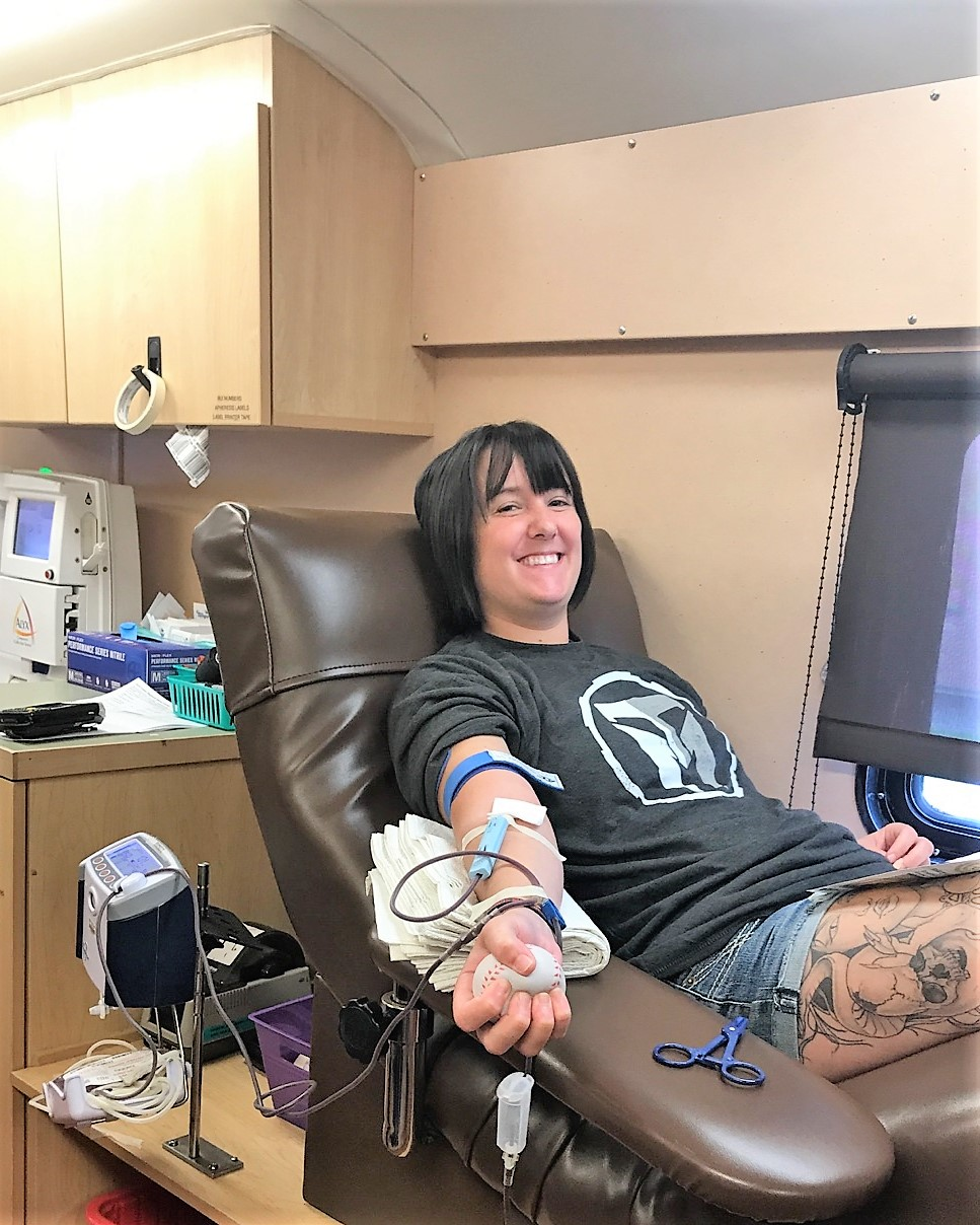 Houston, TX - Energy Institute High School - Blood Drive - Spring 2019