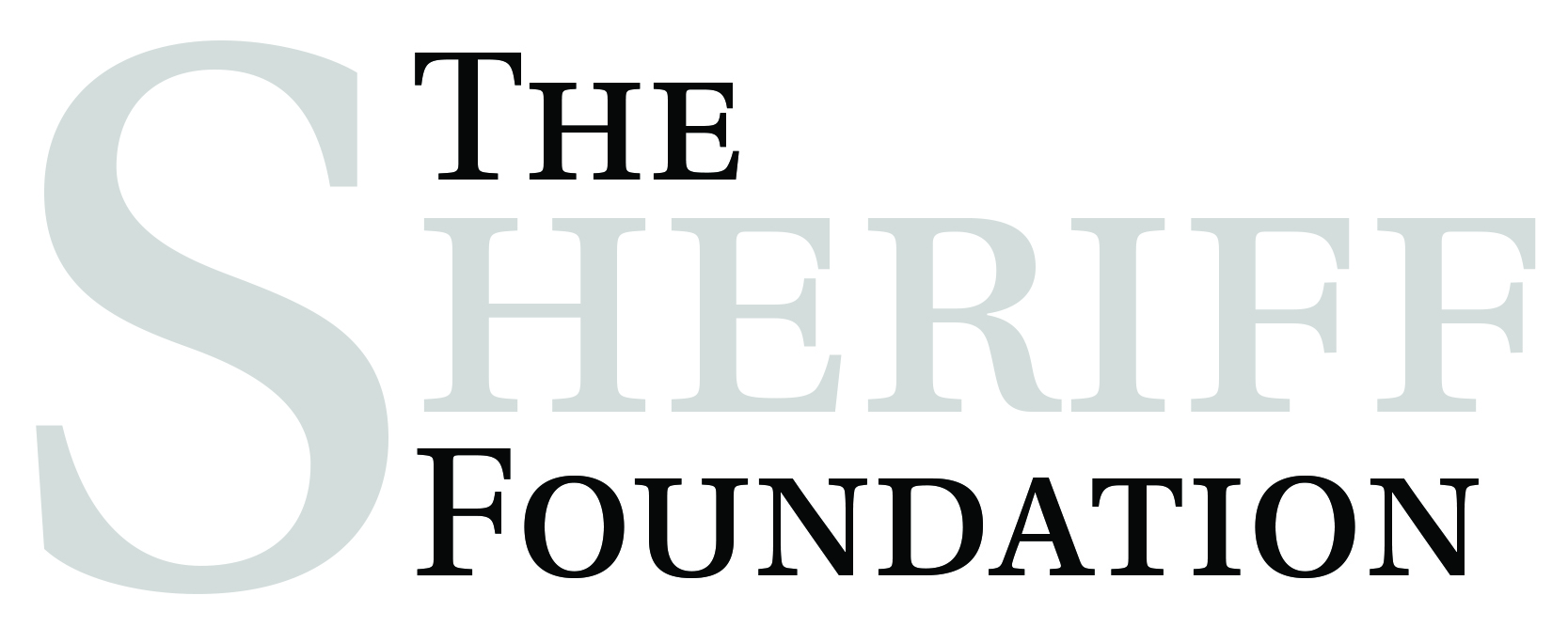 Sheriff Foundation Logo